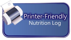 Cantrell Center Bootcamp Nutrition Log