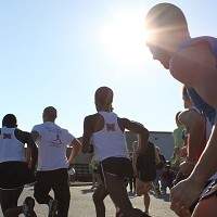 Cantrell Center 5K Runners