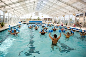Cantrell Center Water Aerobics
