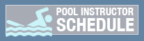 Pool Instructor Schedule