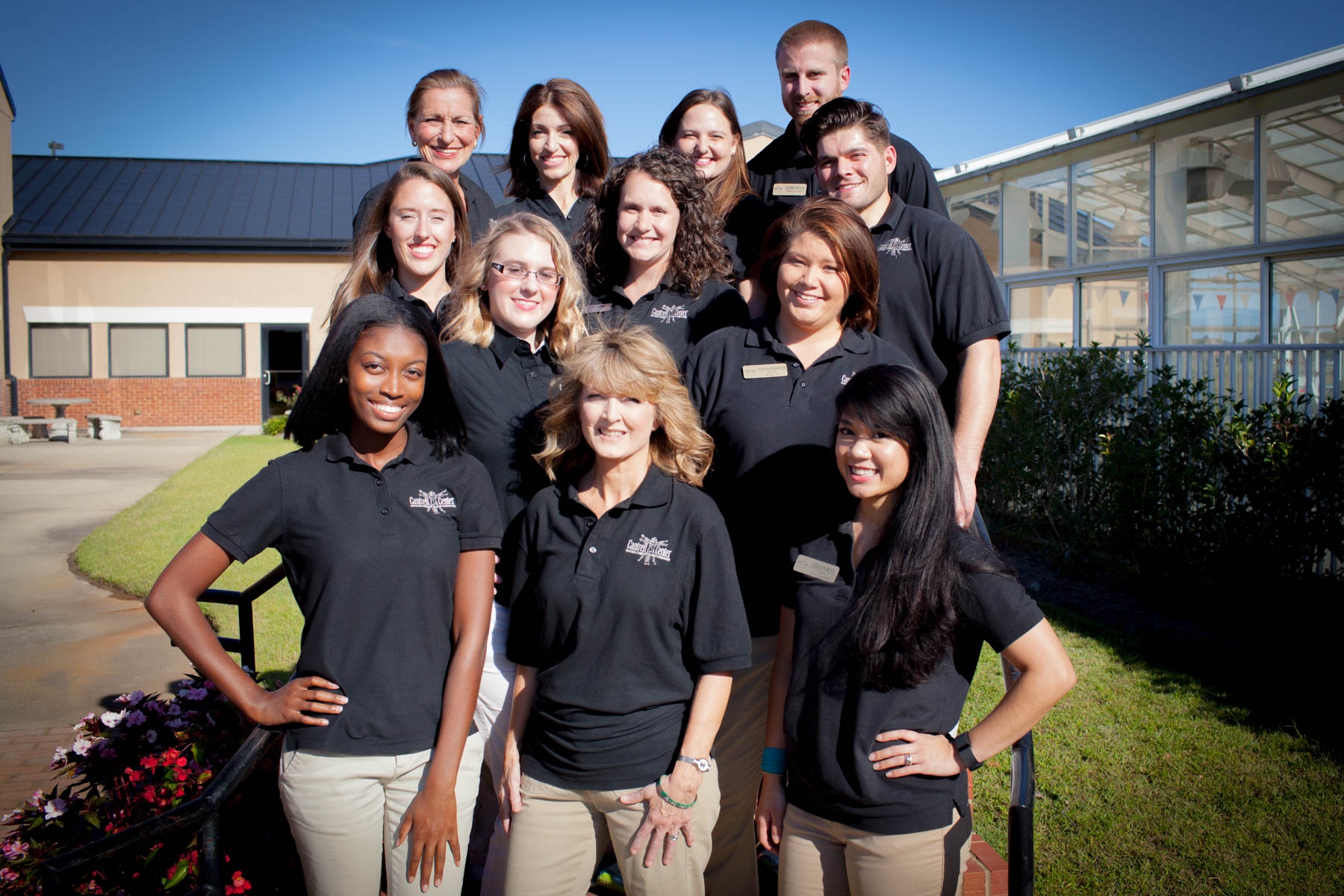 Cantrell Center Wellness Staff