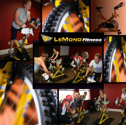 Cantrell Center Indoor Cycling